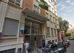 Edificio de servicios centrales «andrés segovia»