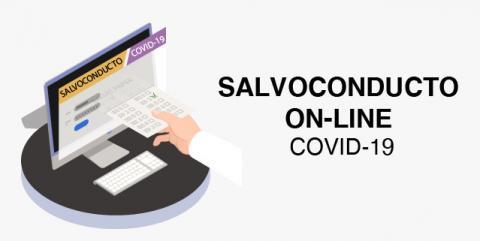 Generación de salvoconductos COVID-19