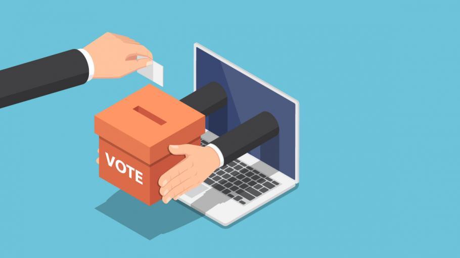Nuevo sistema de Voto electrónico